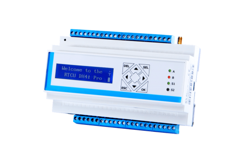 Universal IoT/M2M telecontrol device C3xx series with IEC 61131-3 ST programming