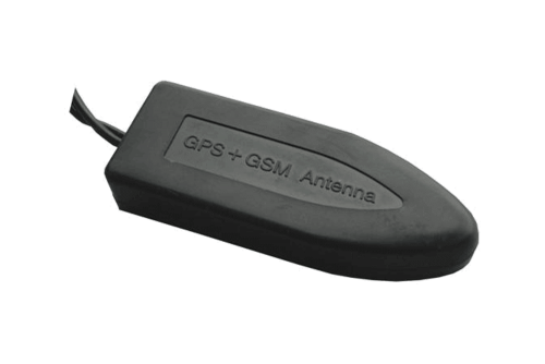Combined GSM and GPS/GNSS disc antenna of the SX series