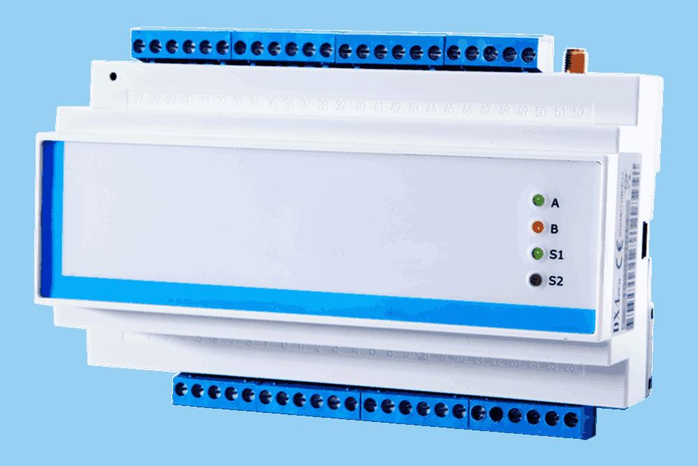 Low Cost IoT/M2M Fernwirkgerät und Edge-Controller der C3xx Serie mit IEC 61131-3 ST Programmierung