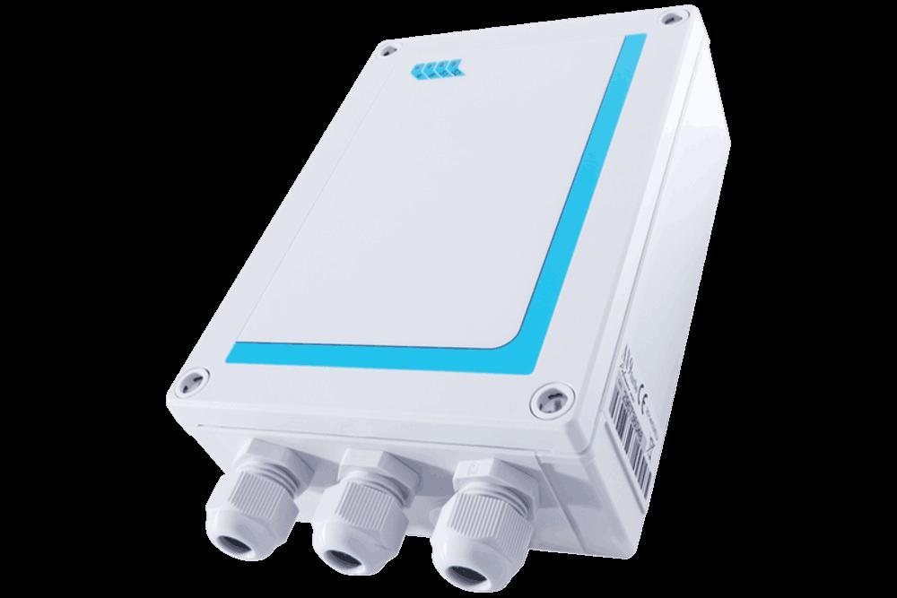 IoT/M2M Fernwirkgerät und Edge-Controller für rauhe Umgebungen der C4xx Serie