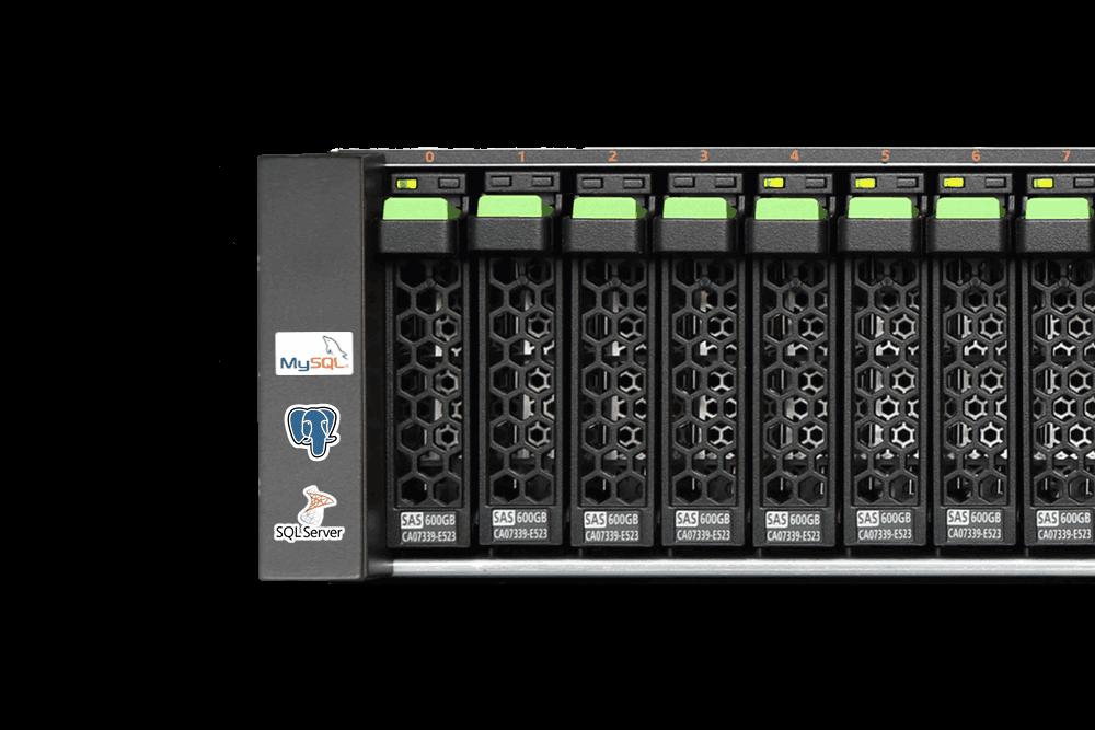 Symbolfoto Server